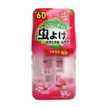 日本生活老媽消臭液 (櫻花) 380ml 室內芳香 蚊蟲會怕怕